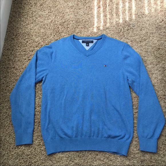 Tommy Hilfiger Other - Tommy V-neck Sweater Large